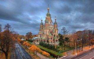 Петродворцовое благочиние
